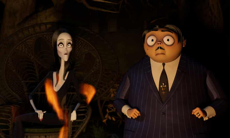 The Addams Family 2 review – not ooky, nor kooky, just the smell of a  rotting franchise | Family films | The Guardian