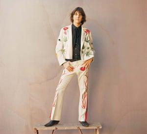 Gram Parsons in a Nudie Suit.