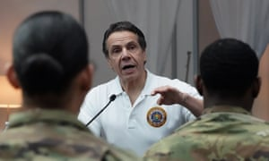 New York's Andrew Cuomo has been the governor with the highest national profile during the coronavirus pandemic.