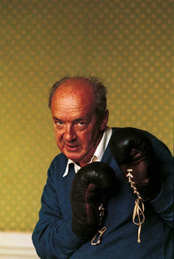 Vladimir Nabokov, pictured in the 1960s, believed his dreams could prise open a portal to the future.