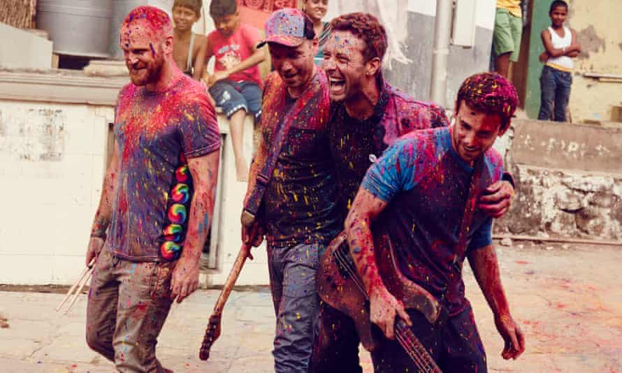 Coldplay's Hymn for the Weekend video cannot be brushed off as 'just a video' – it is part of a system of representation that shapes how the west engages with the world.