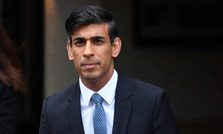 Rishi Sunak on the third day of the annual Conservative party conference in Manchester