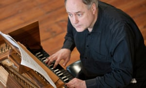 Organist and conductor John Butt