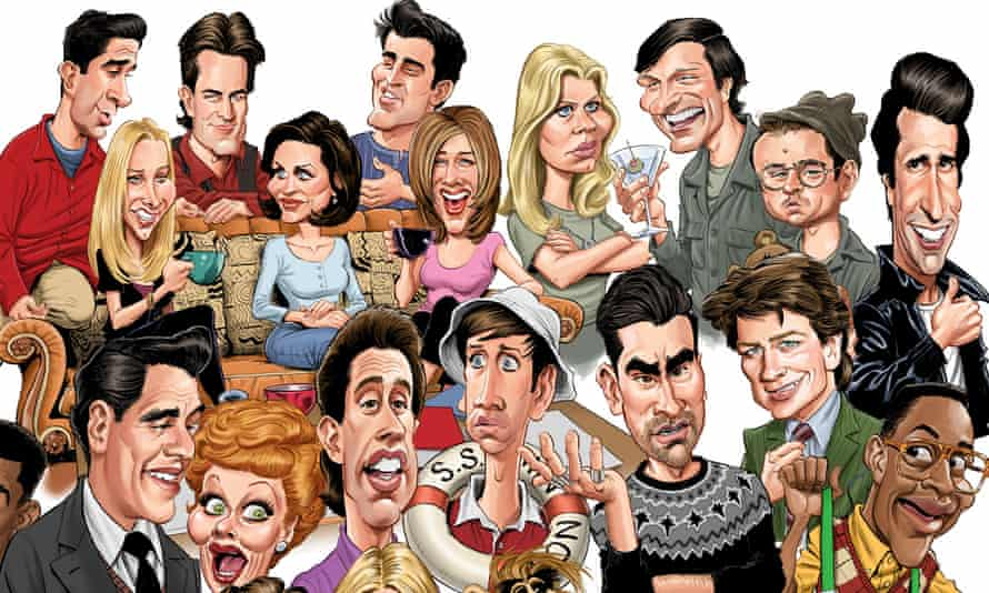'These are characters people identify with, feel comfortable with, and welcome into their home' ... History of the Sitcom.
