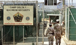 The announcement of Wednesday's transfer marks the start of a spate of releases of 17 men from Guantánamo Bay.