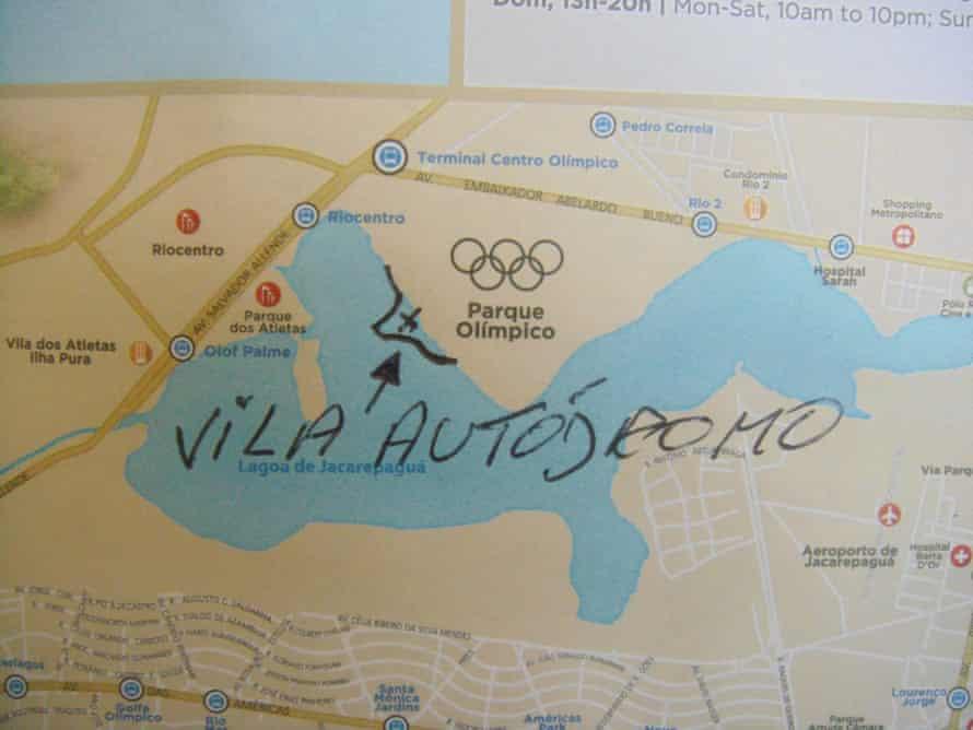 Vila Autódromo Facebook post.