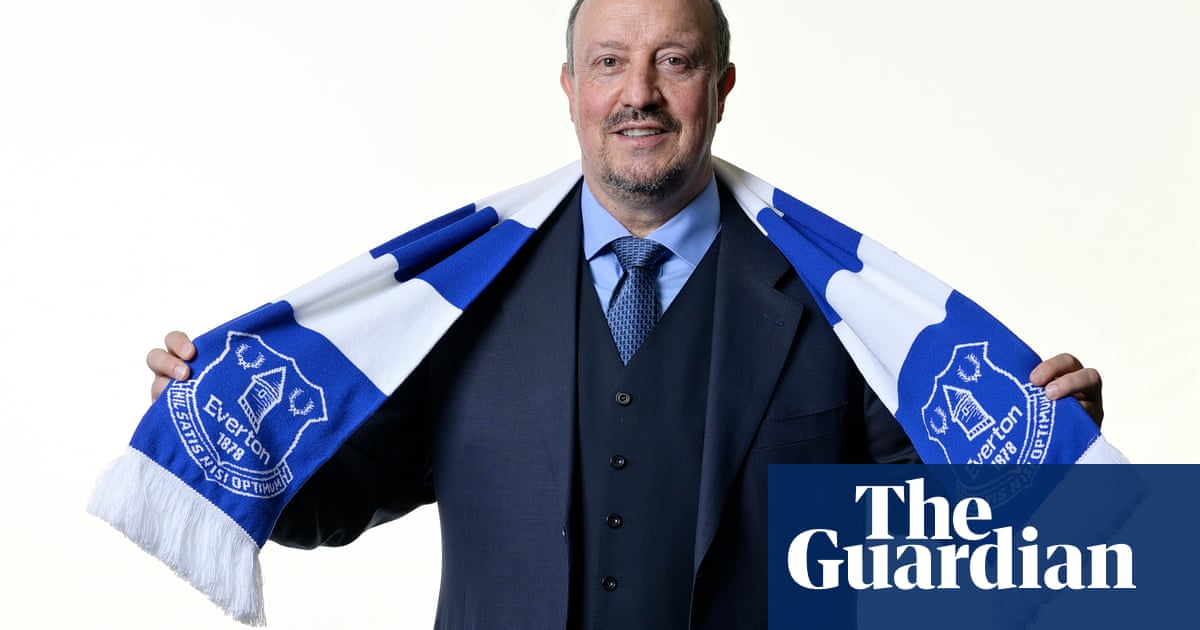 Rafael Benítez is a gamble that could expose Everton's wider fragility
