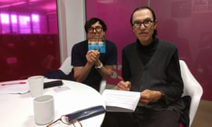 Russell and Ron Mael, in the Guardian's London office.