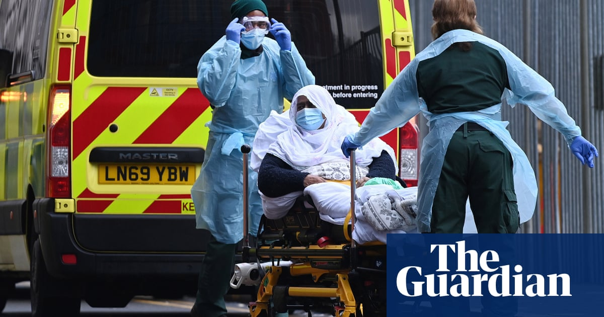 Covid deaths high in countries with more overweight people, says report - The Guardian