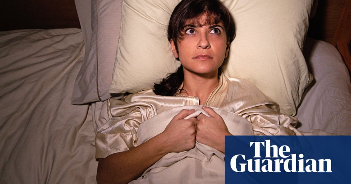 Can't sleep? Perhaps you're overtired | Life and style | The Guardian
