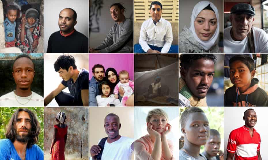 2017 round-up refugees special : composite