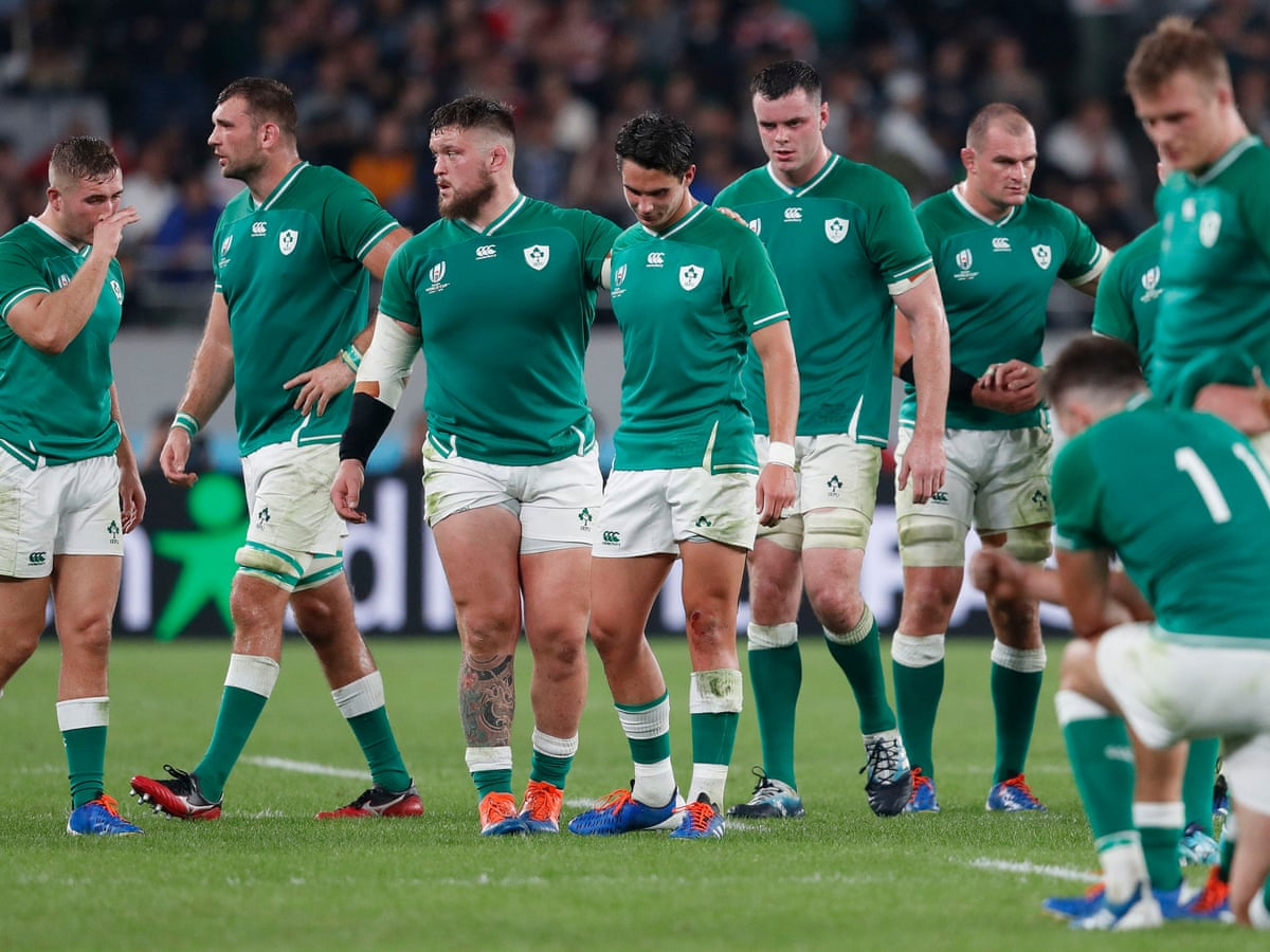 New Zealand 46 14 Ireland Rugby World Cup 2019 Quarter Final As It Happened Sport The Guardian