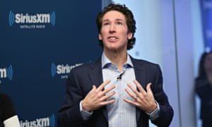 Joel Osteen: a pastor whose first impulse during a humanitarian crisis is to offer up Panglossian platitudes.