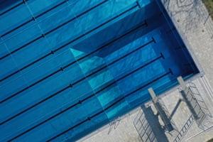 Kiebitzberge public swimming pools near Berlin