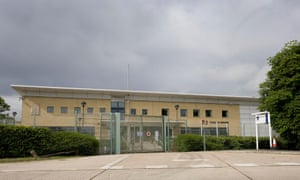 Tinsley House immigration removal Centre at Gatwick airport