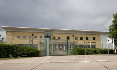 General view of Tinsley House immigration removal Centre at Gatwick