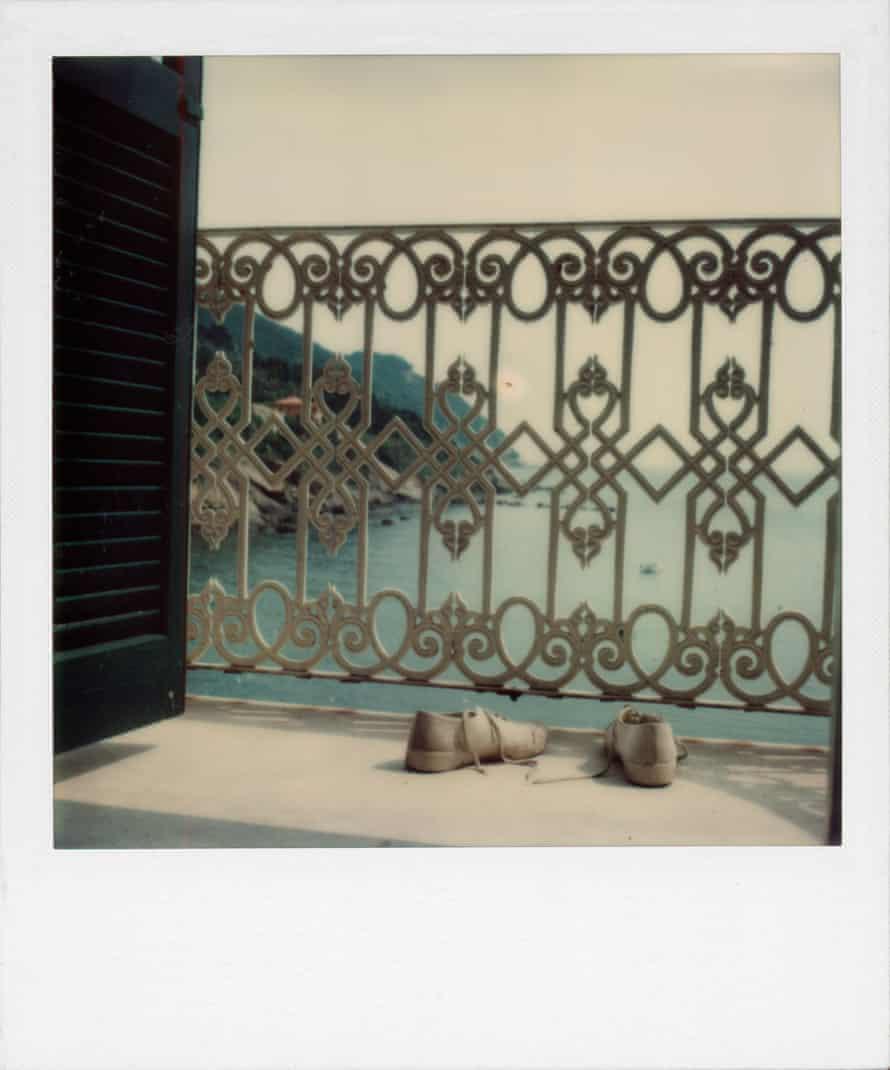Hotel Miramare, Sestri Levante, Italy, 1977.