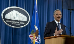 Eric Holder on US policing – full text of the speech | US news | The