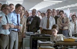 Still from the film The Post