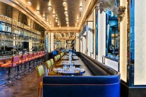 Brasserie of Light, London W1