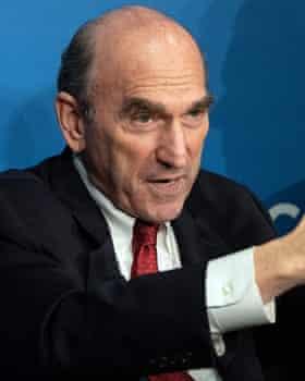 Elliott Abrams: deportations to Venezuela risk making the US 'laughingstocks'.
