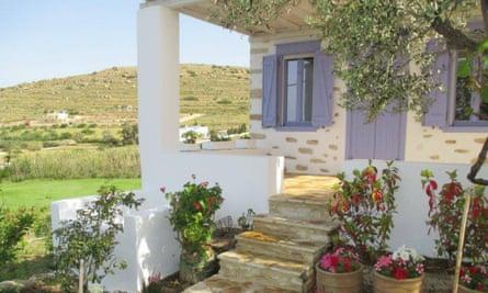 The Good Life, Syros, Greece