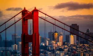 Under the proposal, San Francisco would become part of the state of Northern California.