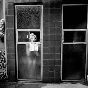 Steam Room, California, U.S.A., 1991