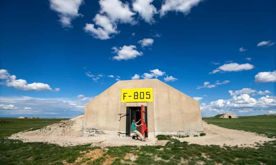 Bunker repurposed for a US 'doomsday' community