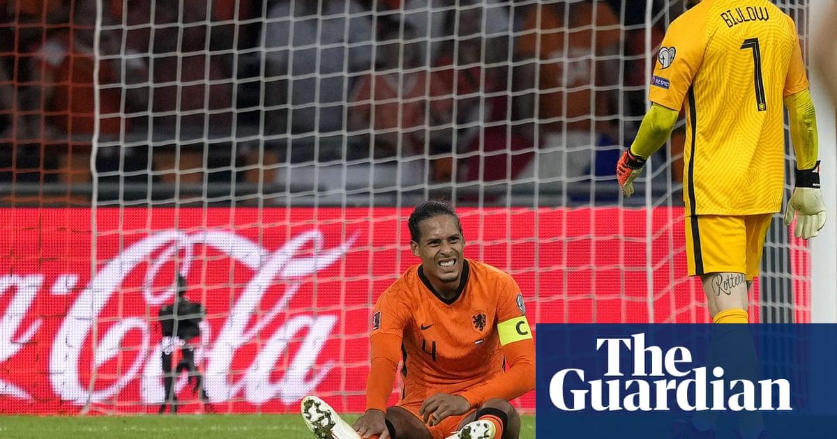 World Cup roundup: Van Dijk allays injury fears after Netherlands' 6-1 win