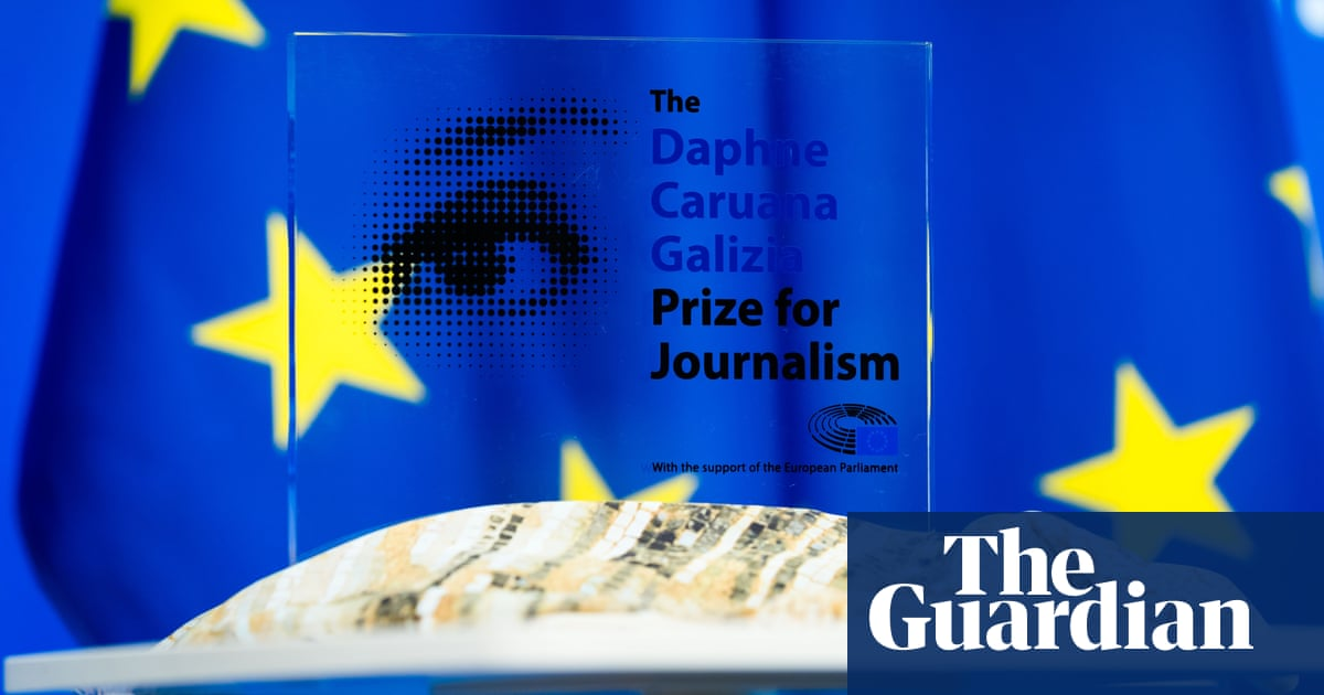 Pegasus project consortium awarded EU prize for spyware revelations
