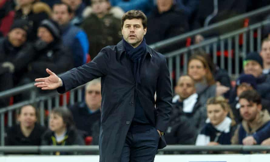 'We are on the way to building one of the best clubs in Europe. But we must be patient,' said Mauricio Pochettino.