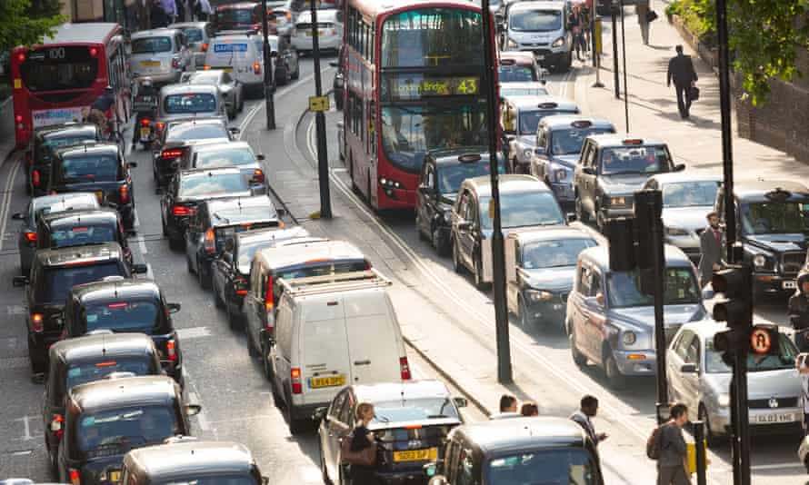 Under the current air pollution regime, London would fail to meet its legal requirements on air quality until 2025 or later.