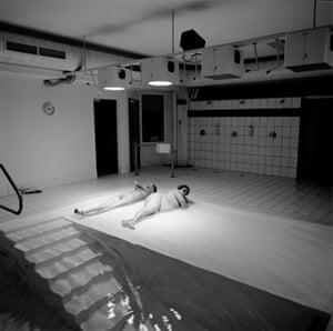 Light Treatment, Bad Sulza, Germany, 1997
