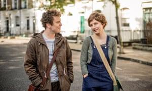 Joshua McGuire and Faye Marsay in Love, Nina.