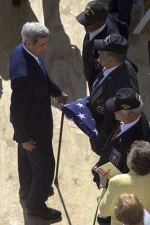 US embassy flag-raisingin Cuba