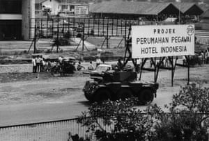 The military takeover of 1965 is what often what attracts the few outsiders who undertake English translations of Indonesian work.