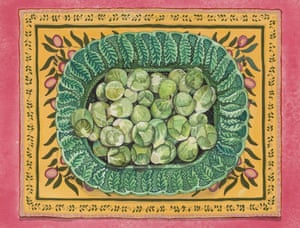 Sprouts by Charlotte Roffe-Silvester at Combesbury Farm.