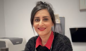 Dr Punam Krishan, a GP in Glasgow.