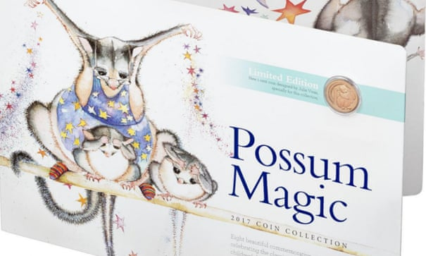 Canadian mint sues Australian mint over magic possums and red