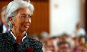 Lagarde in Berlin