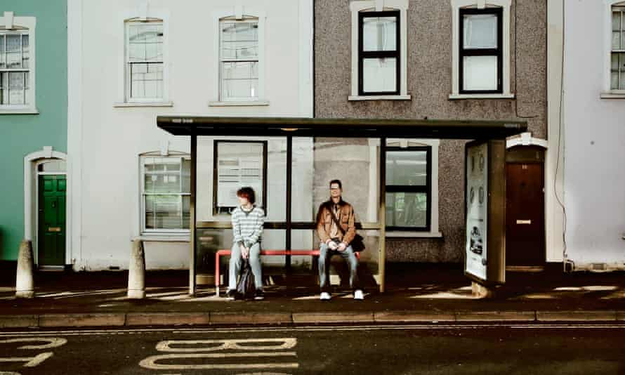 Bus shelters are needed – and also places for young people that aren't bus shelters.