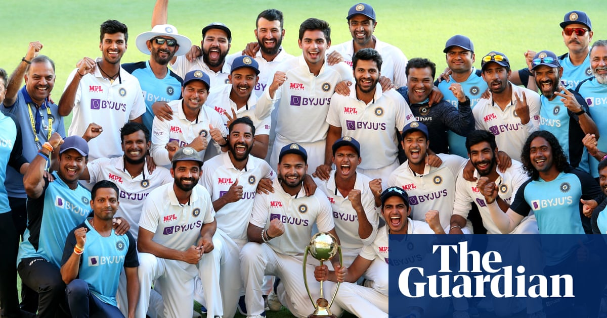 This will go down in history: India coach Shastri hails unimaginable win