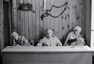 <strong>The Judges, Santiago, from the Old Age series, 1983 </strong>