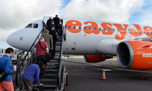Easyjet says it is looking at 'what might be of interest' from the Thomas Cook network.