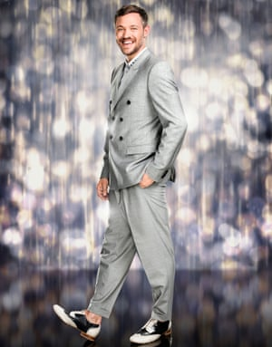 Can Will Young dance? I think he tried on Pop Idol once.
