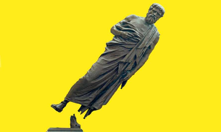 Greek tragedy? The dominance in western teaching of European thinkers such as Plato, is now being challenged