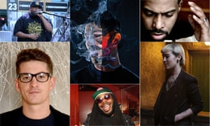 Central heating: Warm Up performers DJ Premier, Brodinski, Theo Parrish, Maya Jane Coles, D.R.A.M. and Skream