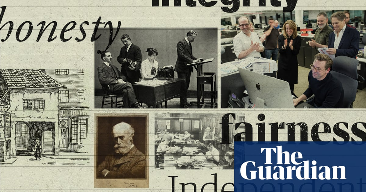 How did the Guardian survive 200 years?