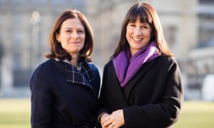 MPs Seema Kennedy and Rachel Reeves